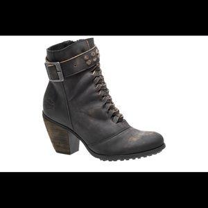 Harley Davidson Calkins Boots